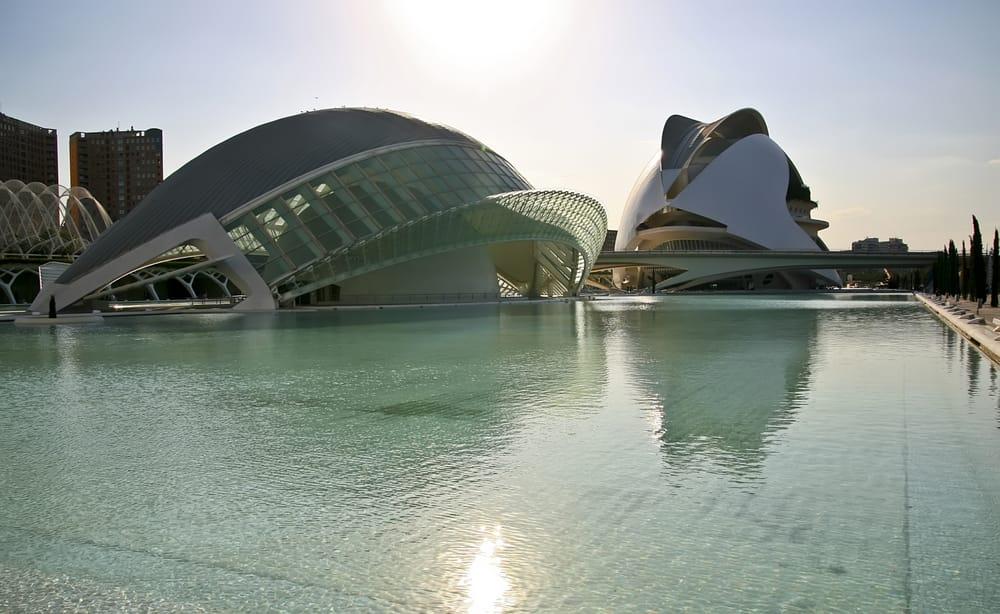 Музей науки в Валенсии