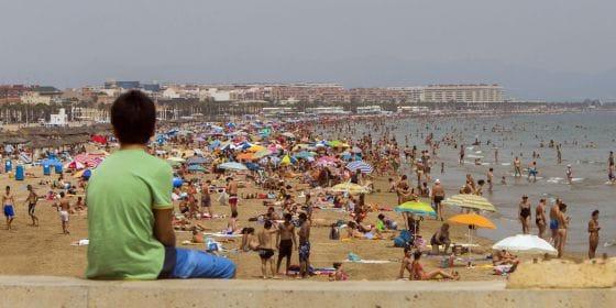 The best touristic season in Spain since July 1995