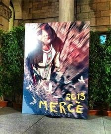 «La Merce Festival 2013» in Barcelona