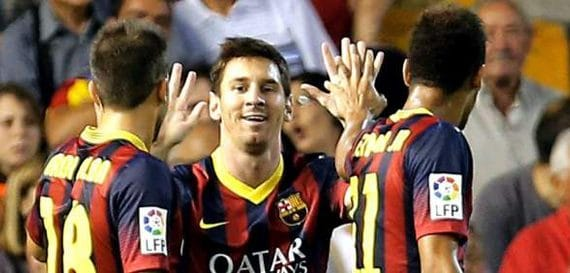 """FC """"Barcelona"""" expects to start the Champions League with triumph"""