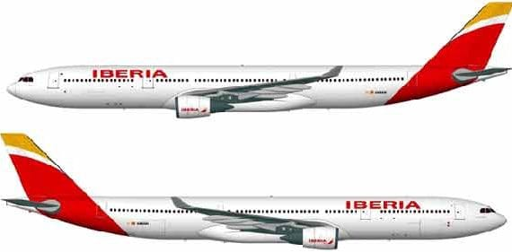 "Spanish airline ""Iberia"" will present his new image"