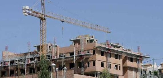 In Spain the construction resumes