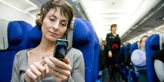 On board the European airlines will be allowed to use mobile phones and   tablets