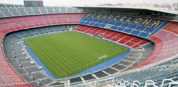 """FC """"Barcelona"""" will build a new mini stadium"""