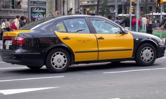 Modernization taxi Barcelona