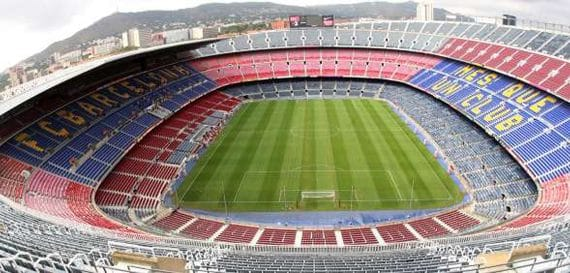 "New ""Camp Nou""?"