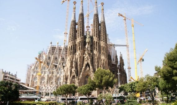Barcelona TripAdvisor list for 2013