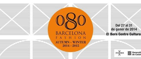 FASHION SHOW 080 BARCELONA FASHION 2014