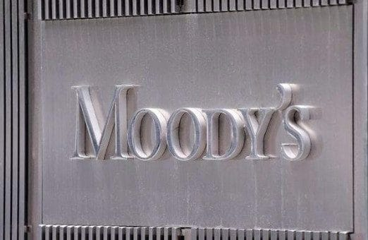 Moody's Corporation increased evaluation of Spain