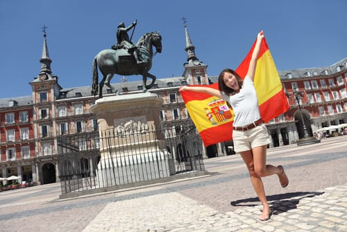 Tourism has again become the engine of the Spanish economy