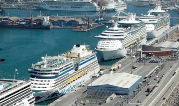 Barcelona expects 1.5 million passengers of cruise ships