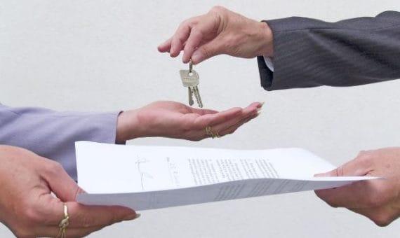 Property sales in Spain increased