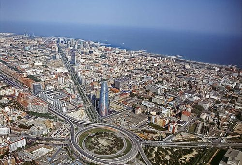 Increase of investments in Barcelona in 2014