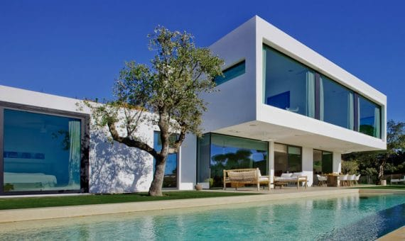 High level of growth of sales of real estate in Spain