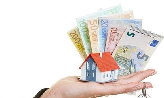 Mortgage lending is increasing in Spain