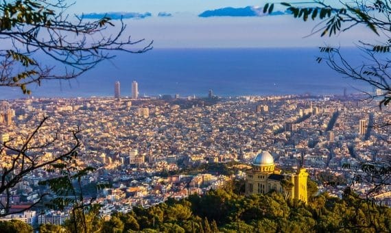 Barcelona is an attractive center for investment