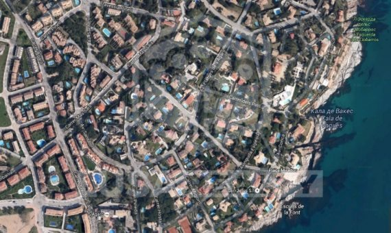 BIG PLOT OF LAND IN COSTA BRAVA, CENTER OF S ÁGARO VELL, LA GAVINA | 11796-0-570x340-jpg