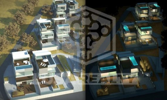 Plot of land with project for construction of 6 luxury houses on sale in Zona Alta Barcelona | 1-lusaplotsalebarcelona1png-2-570x340-png