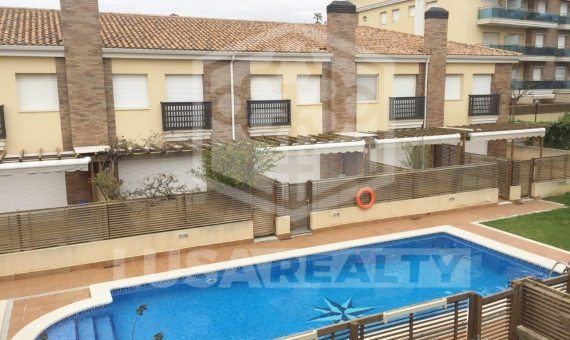 Cozy town-house close to the beach for short stay in Sant Salvador en Coma Ruga   1282-2-570x340-jpg