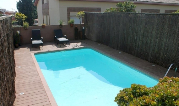 Summer rent townhouse with pool in Maresme | 13476-8-570x340-jpg