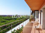 12735 – Acogedor piso con terraza de 22 m2 i vistas al mar en Gava Mar | 3357-19-150x110-jpg