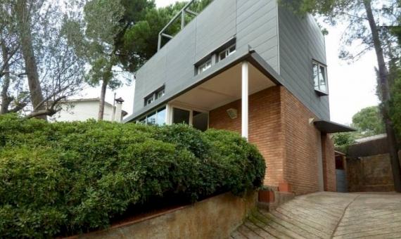 Family house in Valldoreix, Sant Cugat   3600-3-570x340-jpg