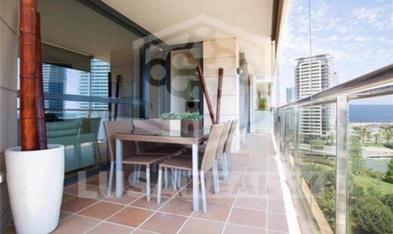 Sea view apartment in Barcelona, Diagonal Mar zone   6838-9-570x340-jpg
