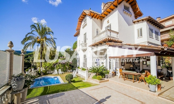 Magnificent house 750 m2 in Sant Andreu de Llavaneres | 6997-16-570x340-jpg