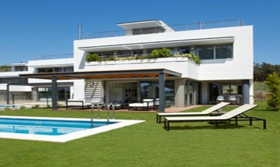 New Villas overlooking the sea in Sant Vicenc de Montalt | 7500-4-570x340-jpg