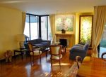 12558 – Luxury flat of 230 m2 with private garden of 230 m2 in Sarria | 8794-2-150x110-jpg