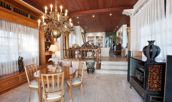 Villa on sale in guarded urbanization of Sant Vicenç de Montalt | 9334-6-570x340-jpg