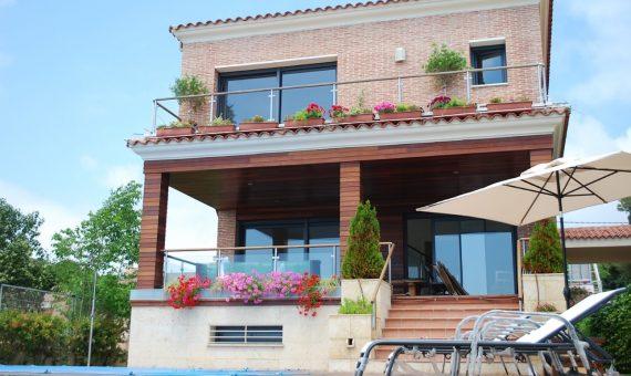 Villa 330 m2 with sea views in Tarragona | 8606-2-570x340-jpg