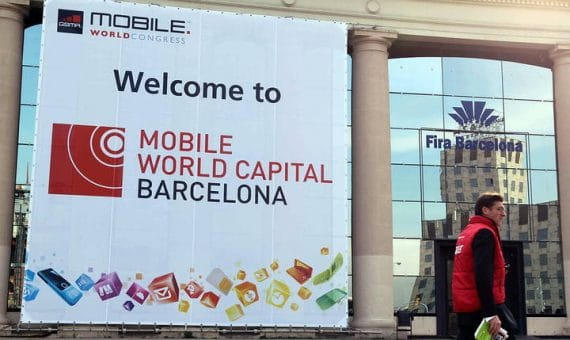 Mobile World Congress 2017 in Barcelona