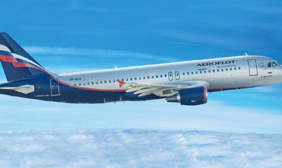 Aeroflot will double the number of flights to Barcelona