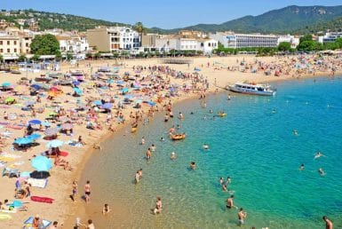 Rent of apartments by the sea in Spain has risen this summer