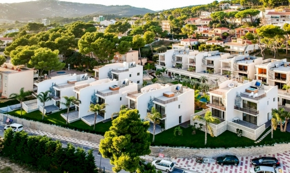 Investment project of private villas in an elite hotel complex | drone-9-of-14-570x340-jpg