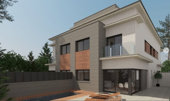 New construction townhouses near the sea in Castelldefels | 1-4-570x340-jpg