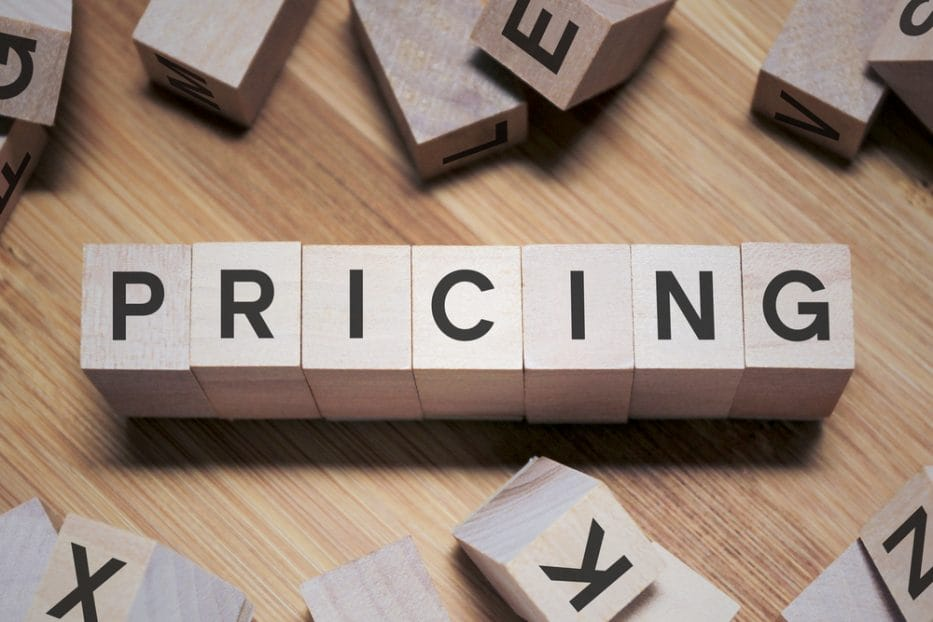 Lusa Realty services: Prices