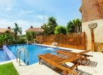 Townhouse of 500 m2 with a private pool in the prestigious urbanization of Can Roca | image-670067-150x110-jpg