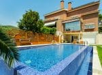 Townhouse of 500 m2 with a private pool in the prestigious urbanization of Can Roca | image-670068-150x110-jpg