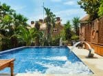 Townhouse of 500 m2 with a private pool in the prestigious urbanization of Can Roca | image-670070-150x110-jpg