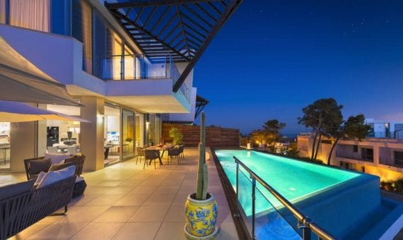 Townhouse in Marbella 474 m2, garden, pool, parking   | 263-00170p_11292-570x340-jpg