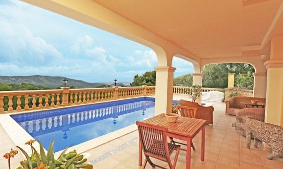 Villa in Son Font, Mallorca, 389 m2, pool   | 4