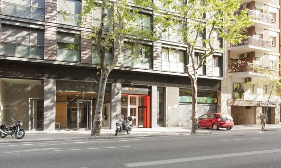 New apartment of 108 m2 in Eixample, Barcelona   1