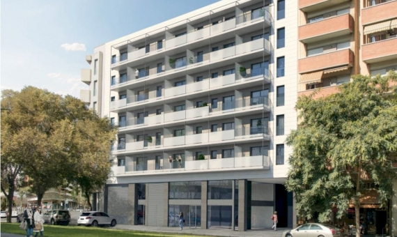 Brand new apartments near the beach in Poblenou, Barcelona   1