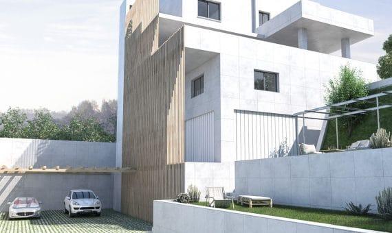 Exclusive luxury villa with stunning sea views in Esplugues de Llobregat, Barcelona   2