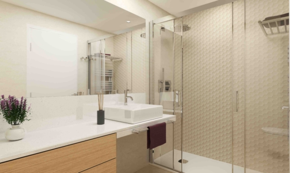 New flats close to the sea in Poblenou area of Barcelona   4