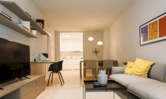 New development close to Plaza España in Barcelona   4