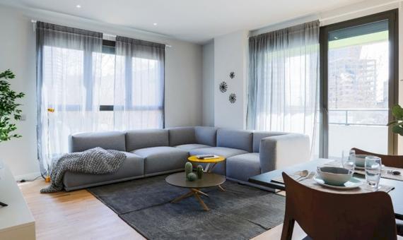New construction apartments close to Plaza Europa in the Hospitalet de Llobregat of Barcelona   2
