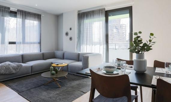 New construction apartments close to Plaza Europa in the Hospitalet de Llobregat of Barcelona   1